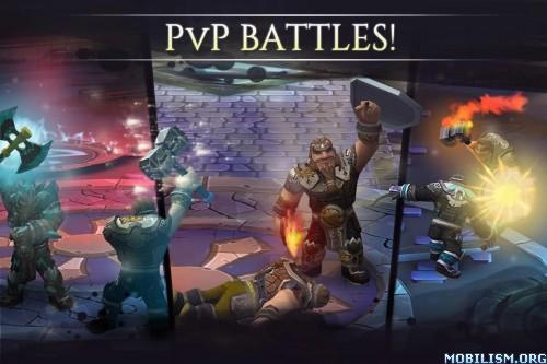 Dungeon Legends v1.57 (Mega Mod) Apk