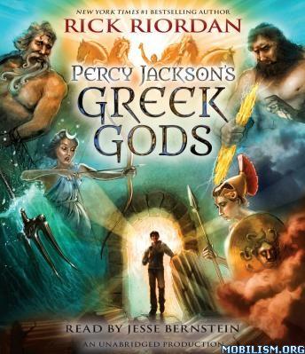 Percy Jackson's Greek Gods by Rick Riordan