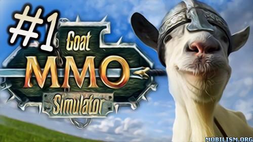 Goat Simulator MMO Simulator v1.2.3 Apk