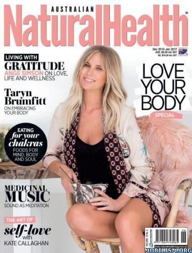 Download Australian Natural Health - December 2016/January 2017(.PDF)