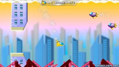 Flappy Airland v1.0 [Mod Lives] Apk