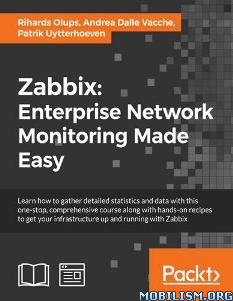 Download ebook Zabbix Enterprise Network by Rihards Olups, et al (.PDF)