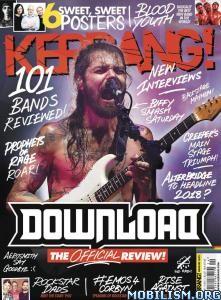 Download ebook Kerrang! - June 17, 2017 (.PDF)