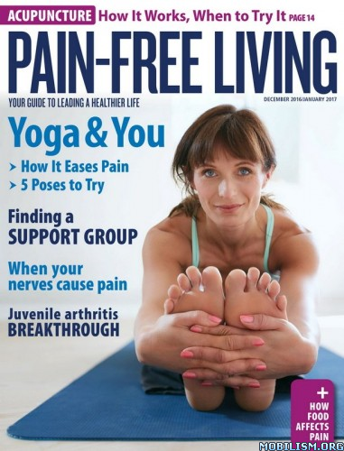 Download ebook Pain-Free Living - December 2016/January 2017 (.PDF)