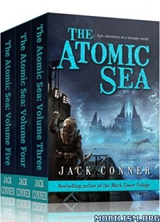 Download The Atomic Sea Omnibus (3-5) by Jack Conner (.ePUB)(.MOBI)