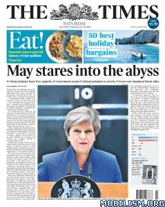 Download ebook The Times - 10 June 2017 (.PDF)