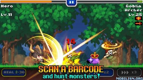 Barcode Knight v1.77 (Mod Money) Apk
