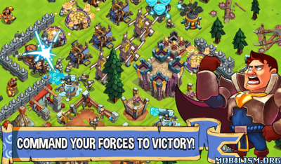 Game Releases • Battle Heroes:Clash of Empires v1.0.3 (Free Shopping Gems)