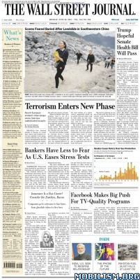 Download ebook The Wall Street Journal – 26 June 2017 (.PDF)