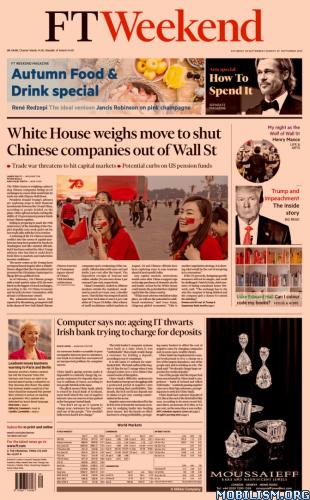 Financial Times Weekend UK – September 28/29, 2019