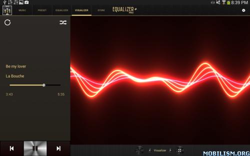 Equalizer + Pro (Music Player) v0.10