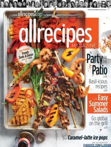 Download ebook Allrecipes - June/August 2017 (.PDF)