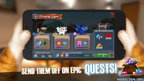 Castle Cats v1.2 (Mod Money) Apk