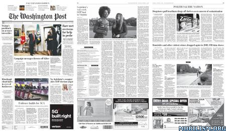 The Washington Post – October 01, 2019