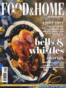 Food & Home Entertaining – December 2019
