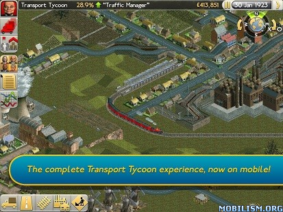Transport Tycoon v0.37.1111 Apk