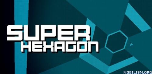 Super Hexagon v1.0.8 Apk