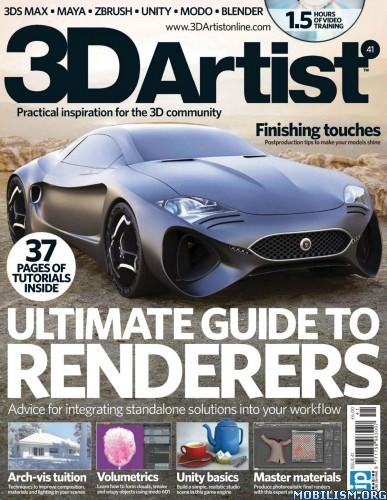 3D Artist - Issue 41 2012 (.PDF)