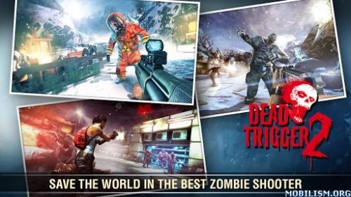 Dead Trigger 2 v1.0.0 (Mega Mod) Apk