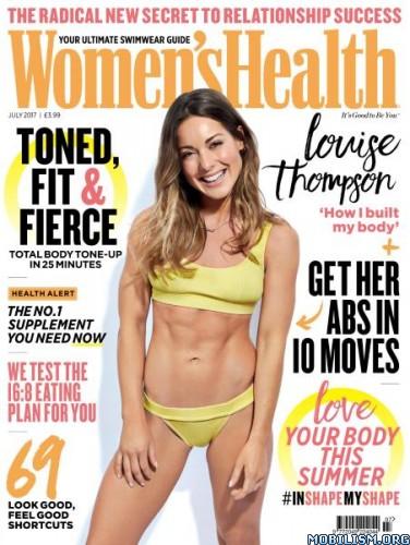 Download Women's Health UK - July 2017 (.PDF)
