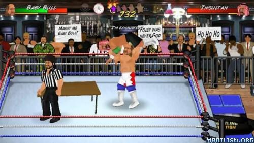 Booking Revolution (Wrestling) v1.800 [Unlocked] Apk