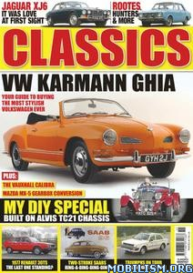 Classics Monthly – November 2019