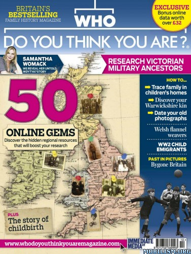 Magazines • Who Do You Think You Are? – October 2012 (.PDF)