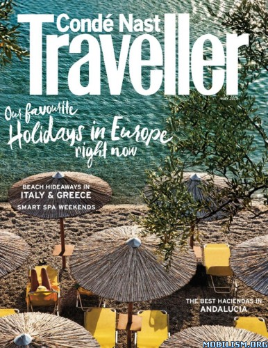 Download Condé Nast Traveller UK - May 2017 (.PDF)