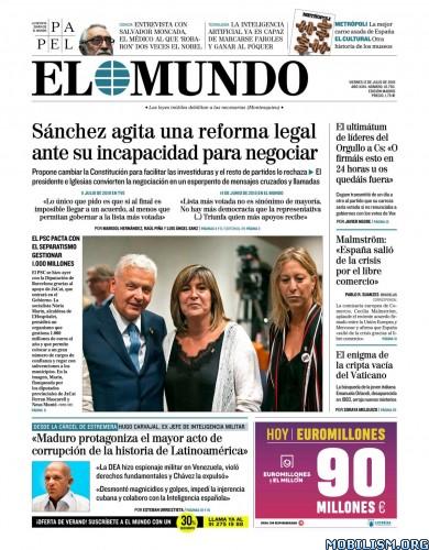 El Mundo – 12 July, 2019 [ESP]