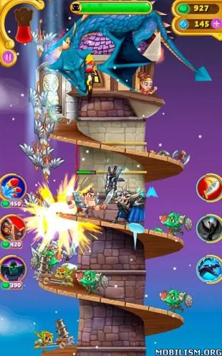 Tower Knights v1.1.49 [Mod Money] Apk