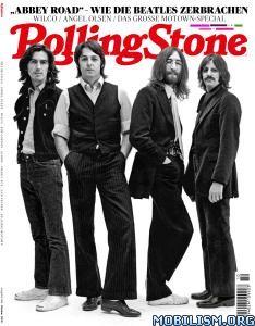 Rolling Stone Germany – Oktober 2019 [GER]