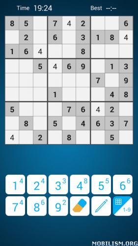 Sudoku Premium v1.1.8 Apk