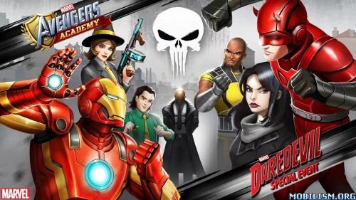 MARVEL Avengers Academy v1.3.4 (Mods) Apk