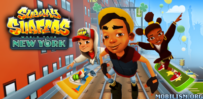 Game Releases • Subway Surfers v1.21.0 [Unlimited Coins/Keys]