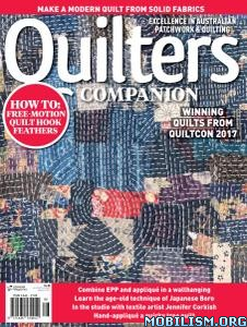 Download ebook Quilters Companion - Issue 86 2017 (.PDF)