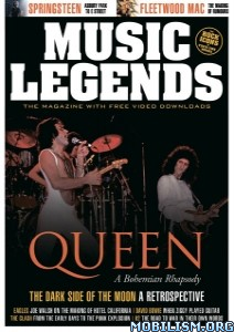Music Legends – The Queen Special Edition 2019