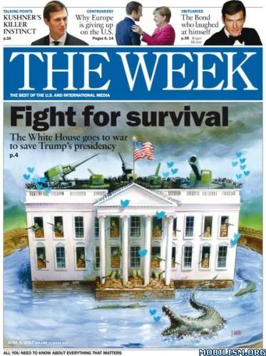 Download ebook The Week USA - June 9, 2017 (.PDF)