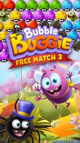 Bubble Buggie Free Match 3 v1.5.0 [Mod] Apk