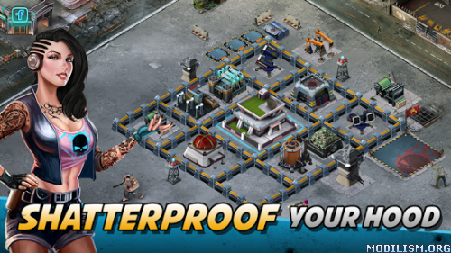 Crime Lords : Mobile Empire v1.505 (Mod) Apk