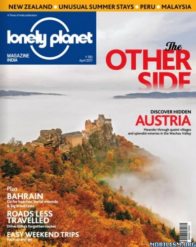 Download Lonely Planet India - April 2017 (.PDF)