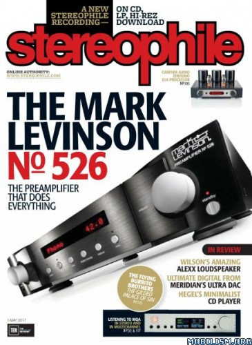 Download Stereophile - May 2017 (.PDF)