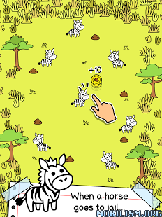 Zebra Evolution v1.0 (Mod Money/Ad-Free) Apk