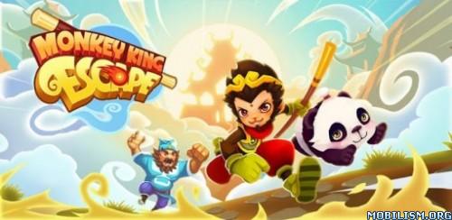 Monkey King Escape v1.6.0 [Mod Money] Apk