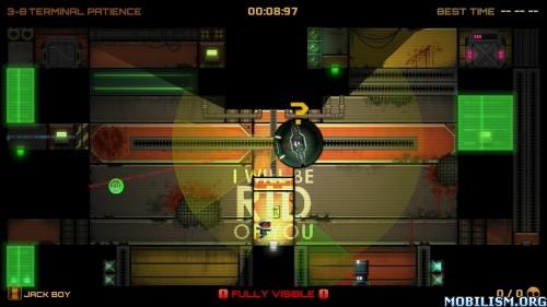 Stealth Inc. 2: Game of Clones v1.8 Apk