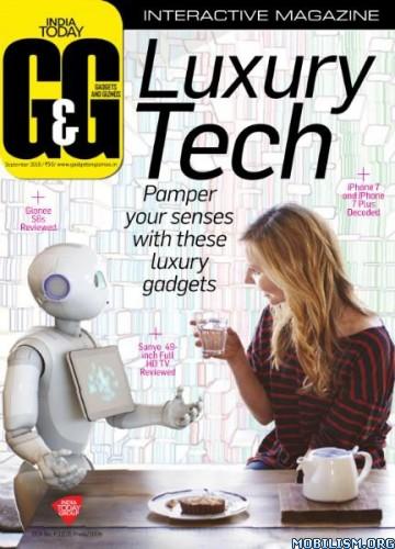 Download ebook Gadgets & Gizmos – September 2016 (.PDF)