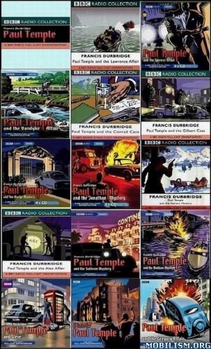 eBook Releases • Paul Temple BBC Radio Dramas by Francis Durbridge (.MP3)