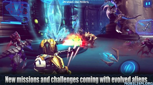 Star Warfare 2: Payback v1.23.00 (Mod Gold/Mithril) Apk