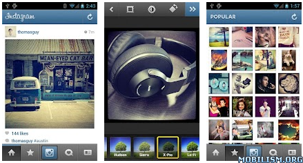 Software Releases • Instagram v3.5.3 full for android