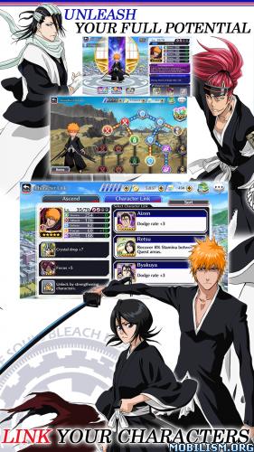 Bleach Brave Souls v3.2.2 [Mods] Apk