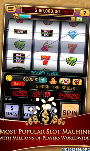 Slot Machine+ v8.0.5 Apk